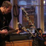 Live Musik im Cafe