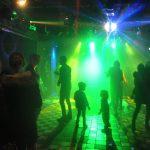 Tanzen im Slaughterhouse